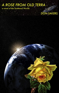 A Rose From Old Terra cover