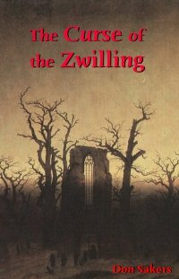 The Curse of the Zwilling cover