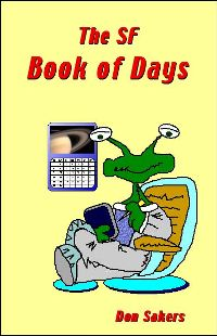 The SF Book of Days cover