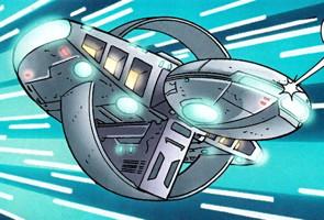 Legion Cruiser (retro design)