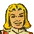 Saturn Girl (wild world)